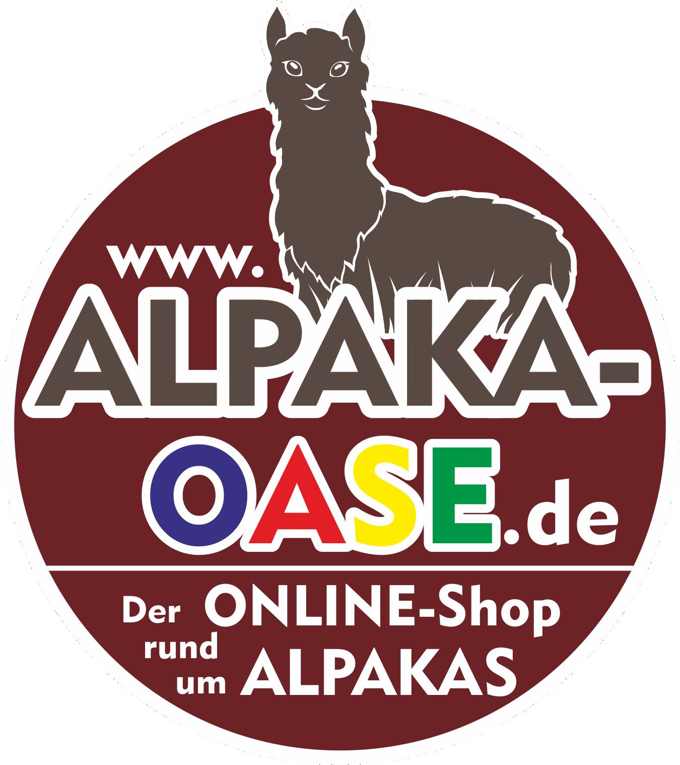 Alpaka Oase-Logo